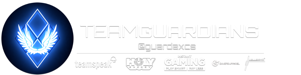 Team Guardians Logo